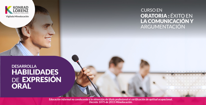Oratoria: Éxito en la Comunicación y Argumentación