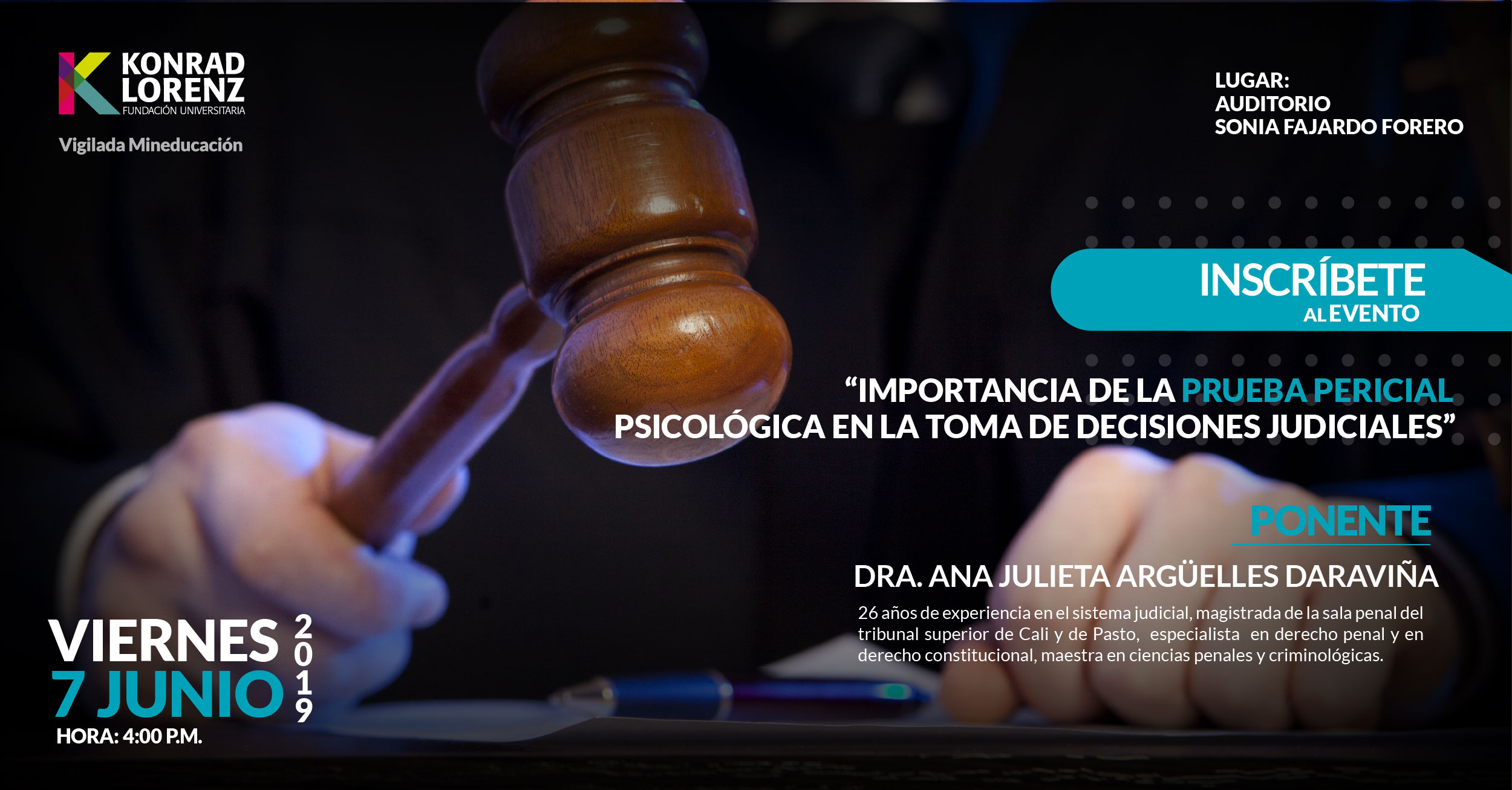 Importancia de la prueba pericial psicológica en la toma de decisiones judiciales