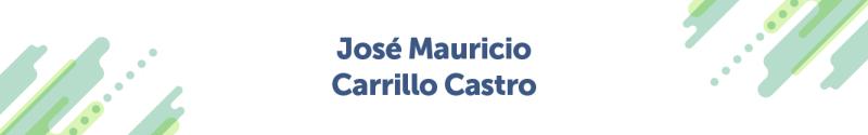 José Mauricio Carrillo Castro