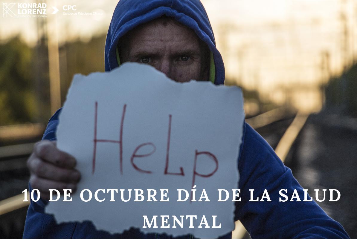 10 de Octubre Día de la Salud Mental. #40segundos