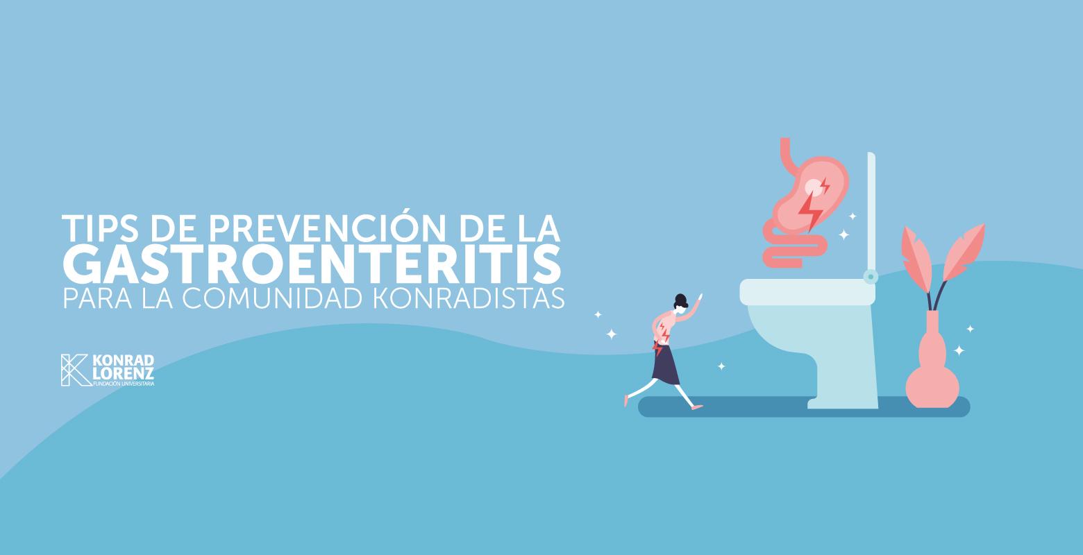 Tips de prevención de la gastroenteritis