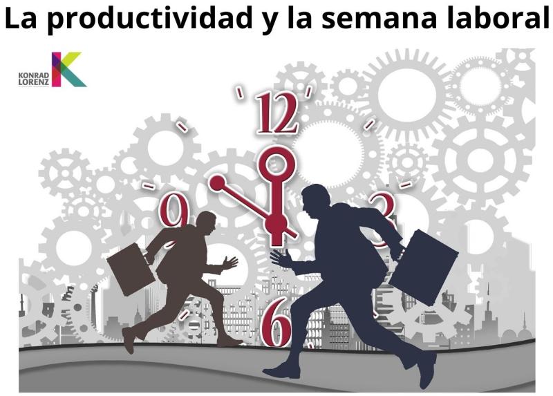 La productividad y la semana laboral