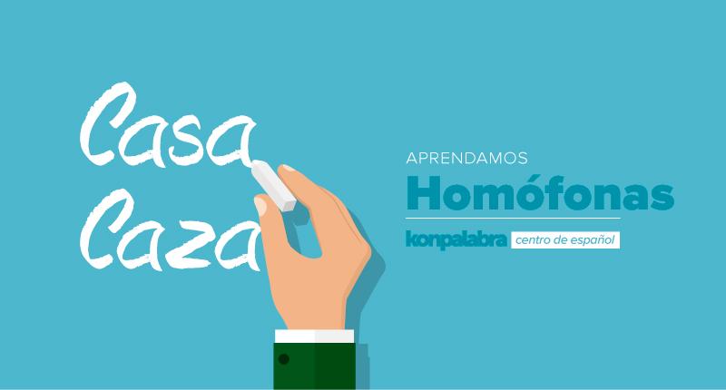 Homófonas