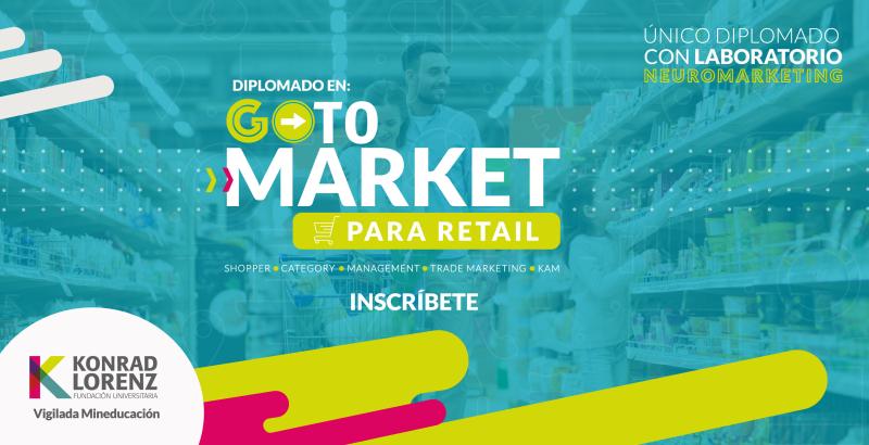 Go To Market para Retail