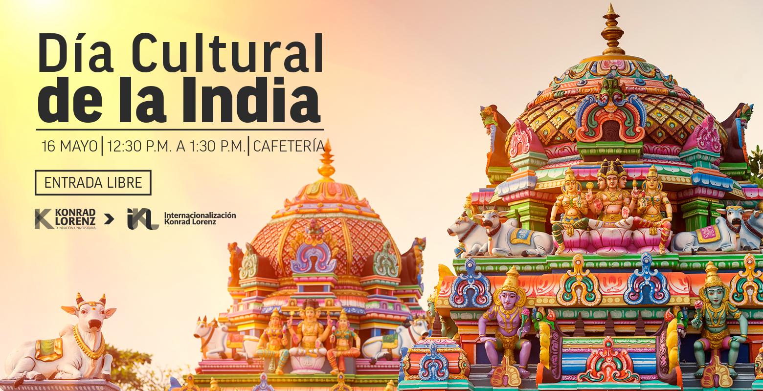 Día Cultural de la India: ¡La Konrad se viste de fiesta!