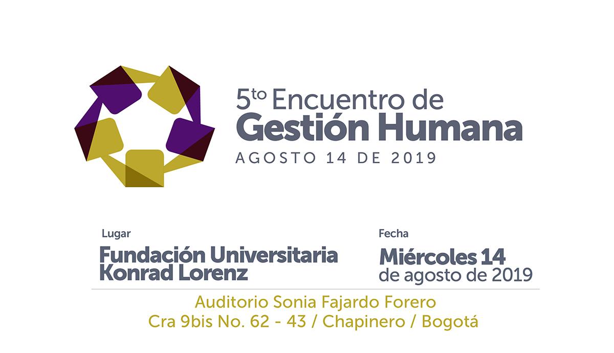 Quinto Encuentro de Gestión Humana