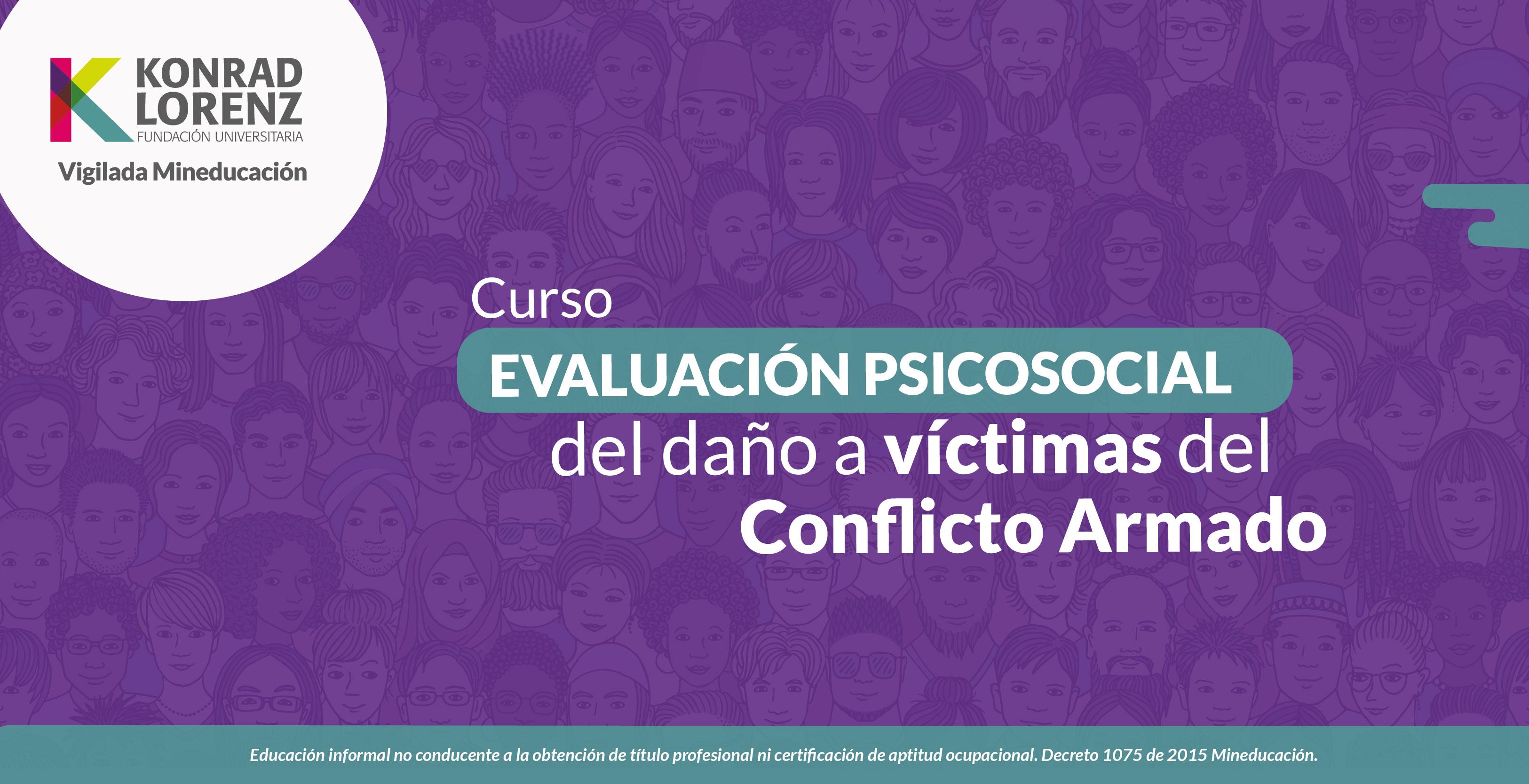Evaluación psicosocial del daño a víctimas del Conflicto Armado