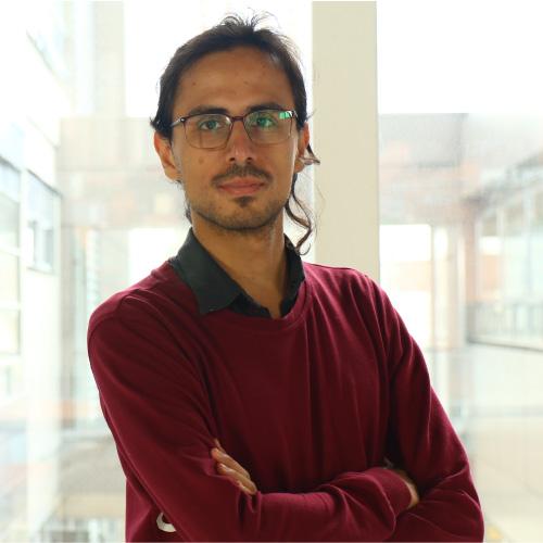 Jose Luis Mondragón Garavito