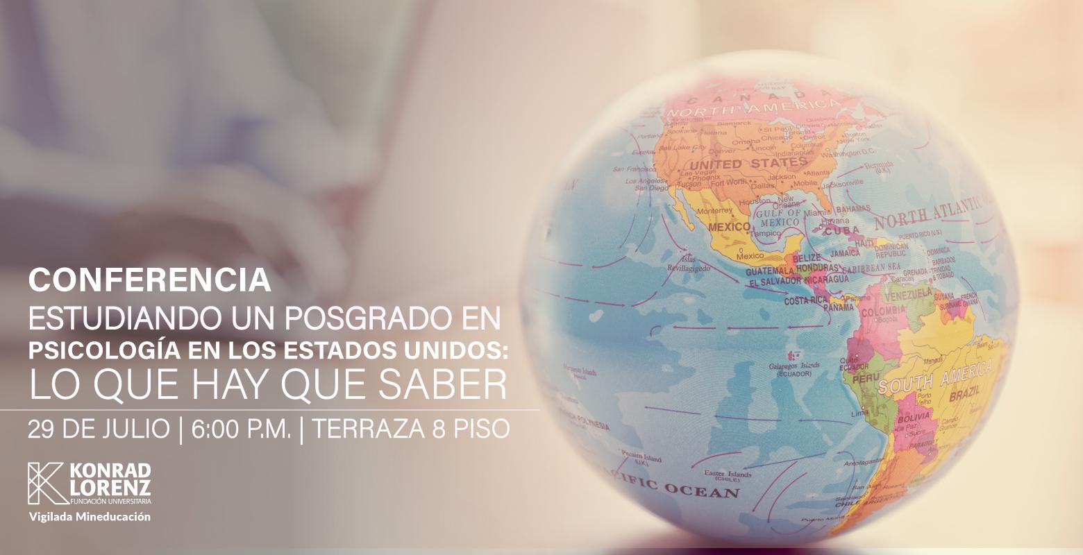 Estudiando un Postgrado en Psicología en los Estados Unidos: Lo que hay que saber