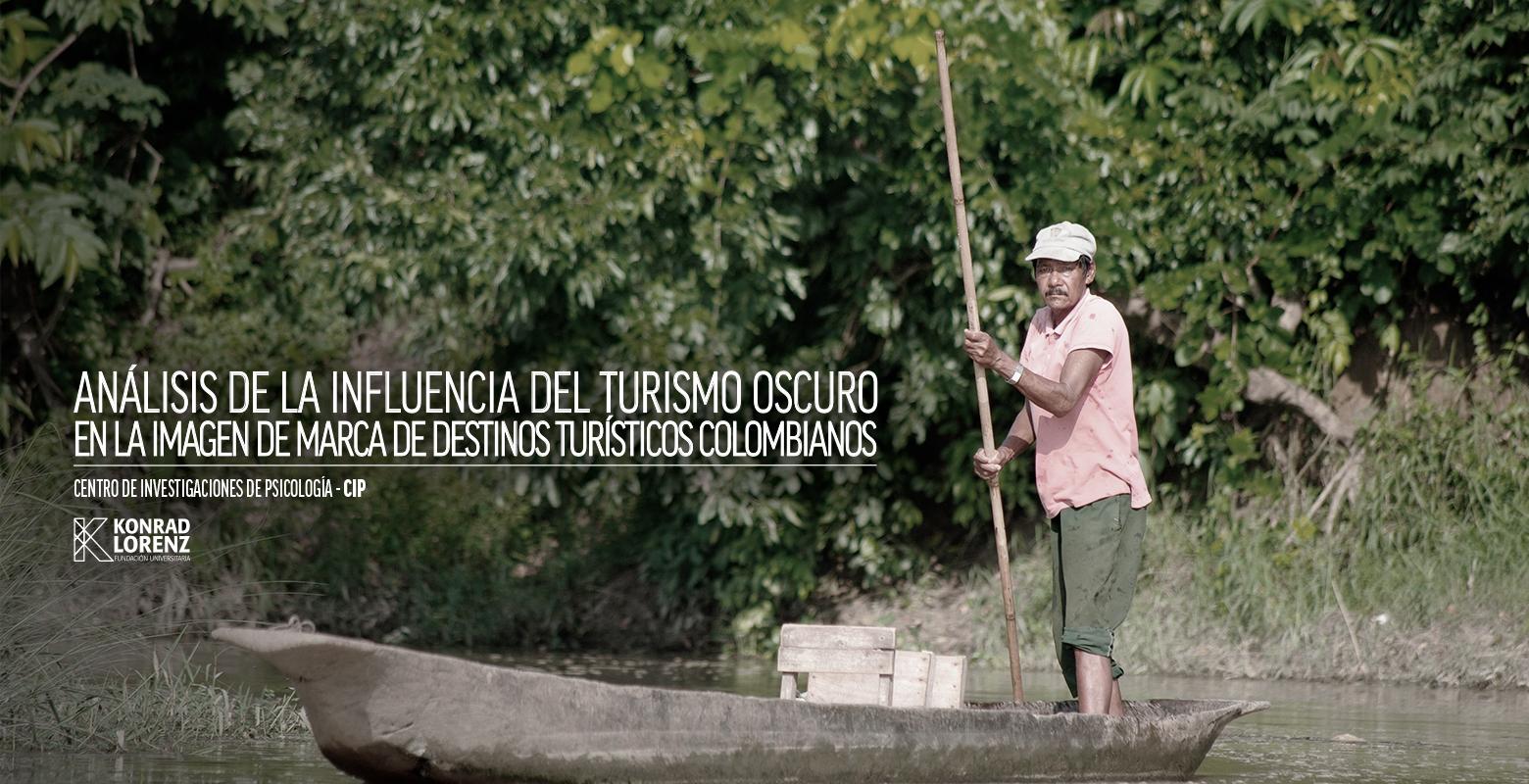 Análisis de la influencia del turismo oscuro en la imagen de marca de destinos turísticos colombianos