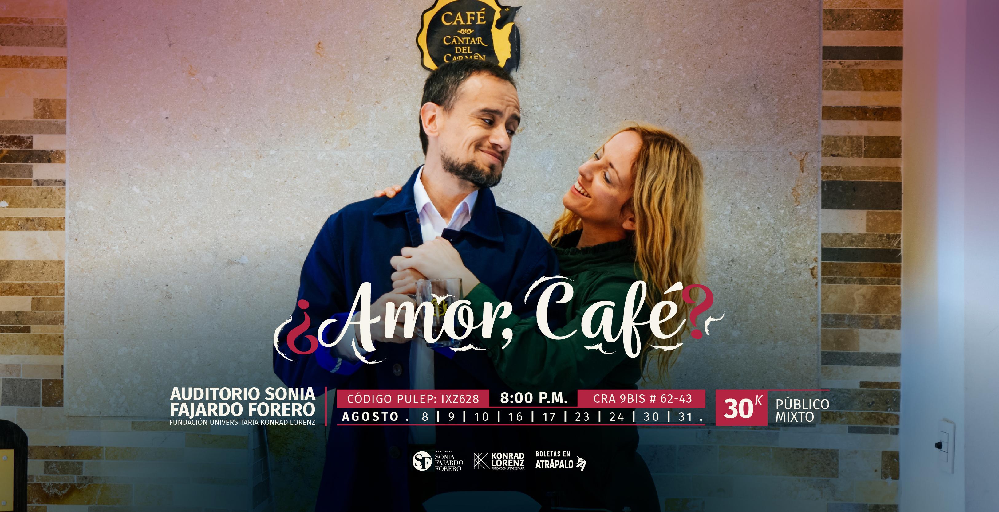 ¿Amor, Café?