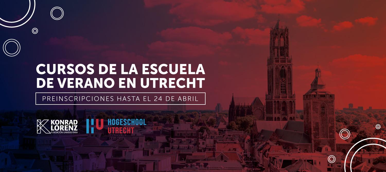 Cursos de la Escuela de Verano en Utrecht, Holanda