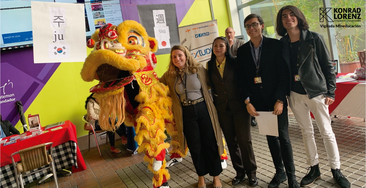 Japón, China y Corea del Sur, protagonistas en la International Konrad Week 2019-II