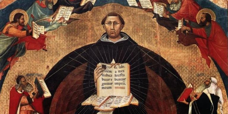 Cosmología Y Dios A Través De Tomás De Aquino