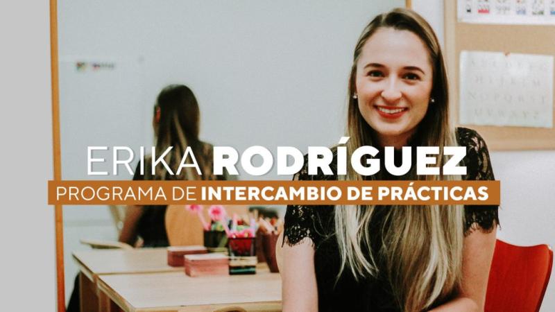 Erika Rodríguez Estudiante de Intercambio Konrad Lorenz