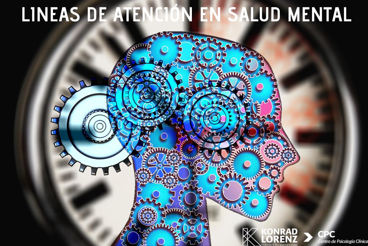 Canales de atención en salud mental, dispuestos por la Alcaldía de Bogotá