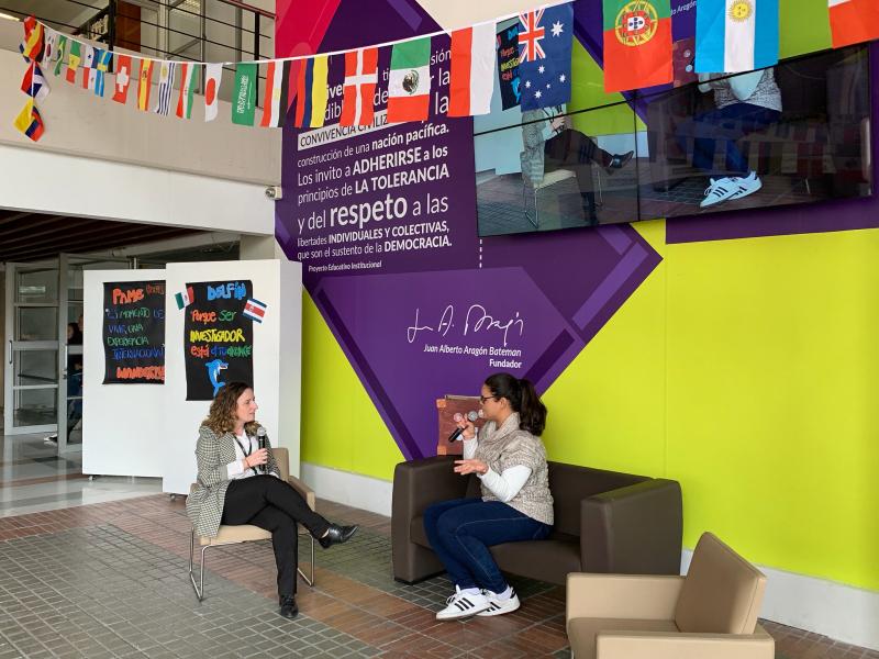 Konrad Lorenz - Estudiante de Intercambio Brasil