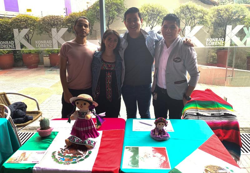 Konrad Lorenz - Estudiantes de Intercambio México