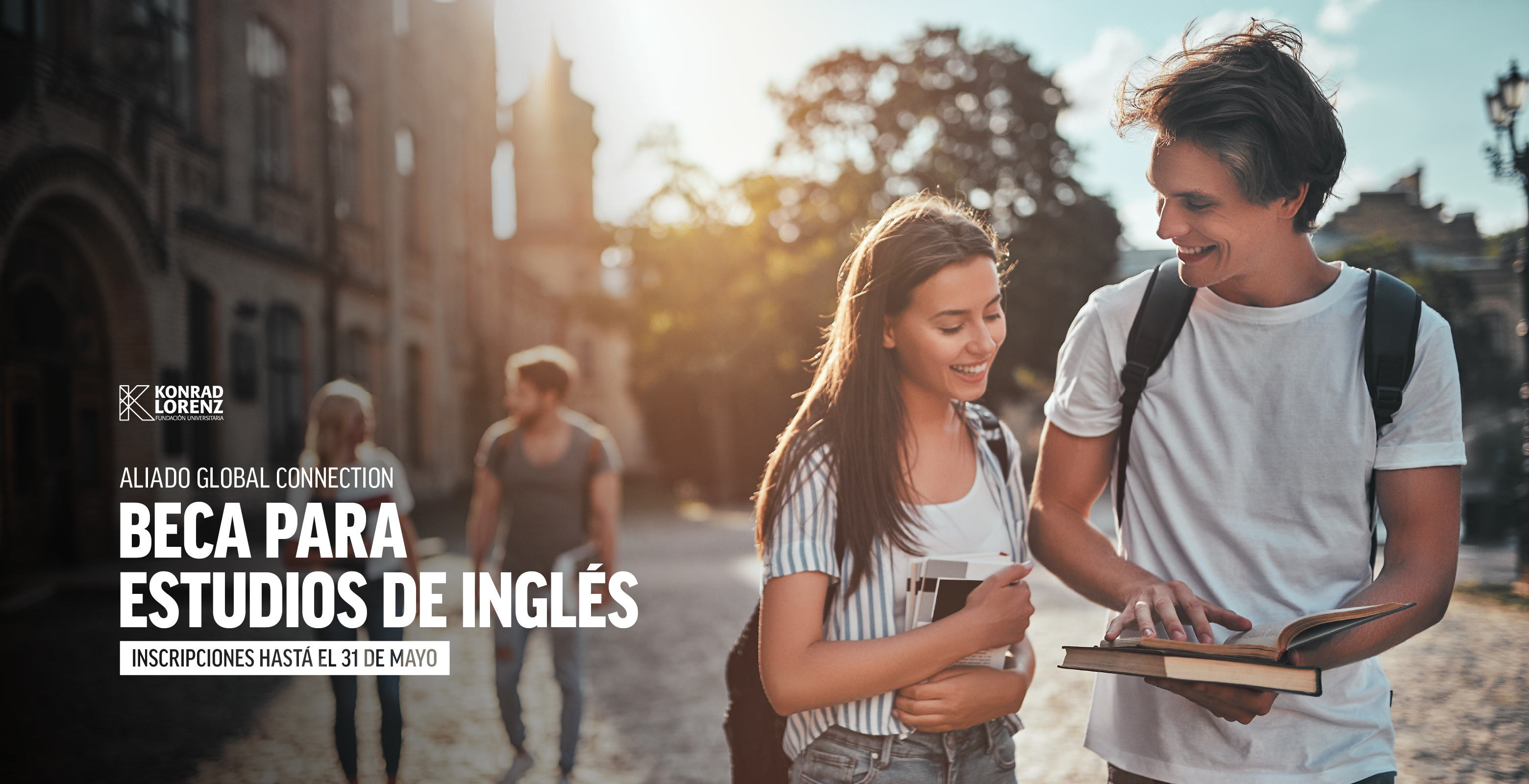 Cursos de Inglés con Global Connection