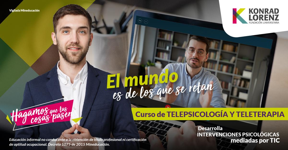 Telepsicologia y teleterapia