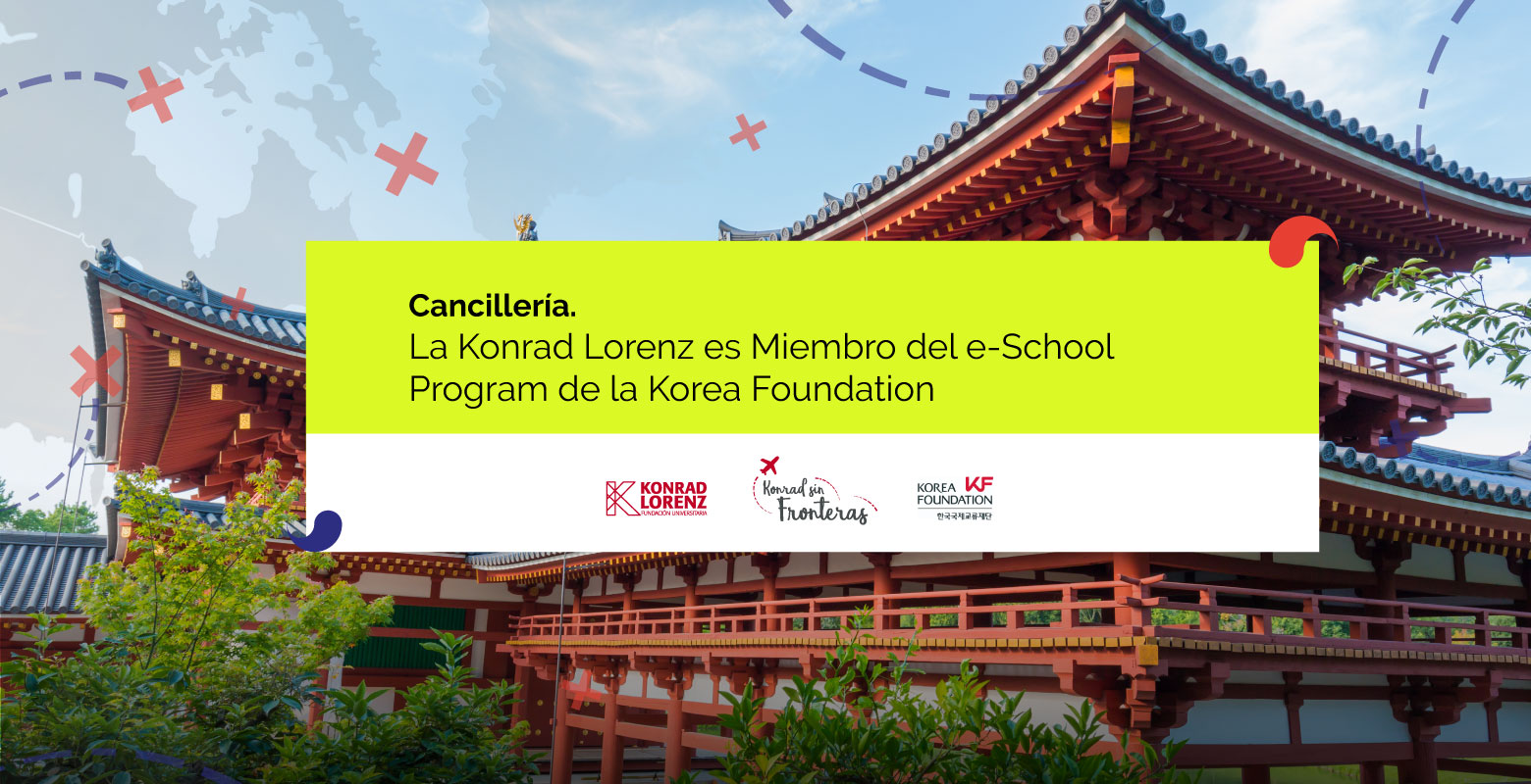 La Konrad Lorenz es Miembro del e-School Program de la Korea Foundation