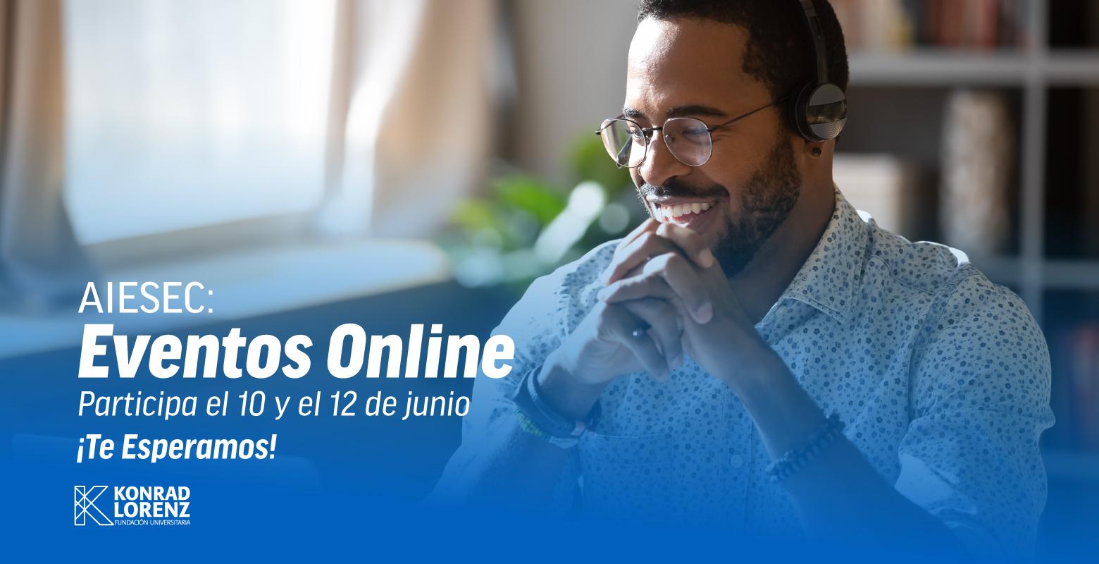 AIESEC: Eventos Online