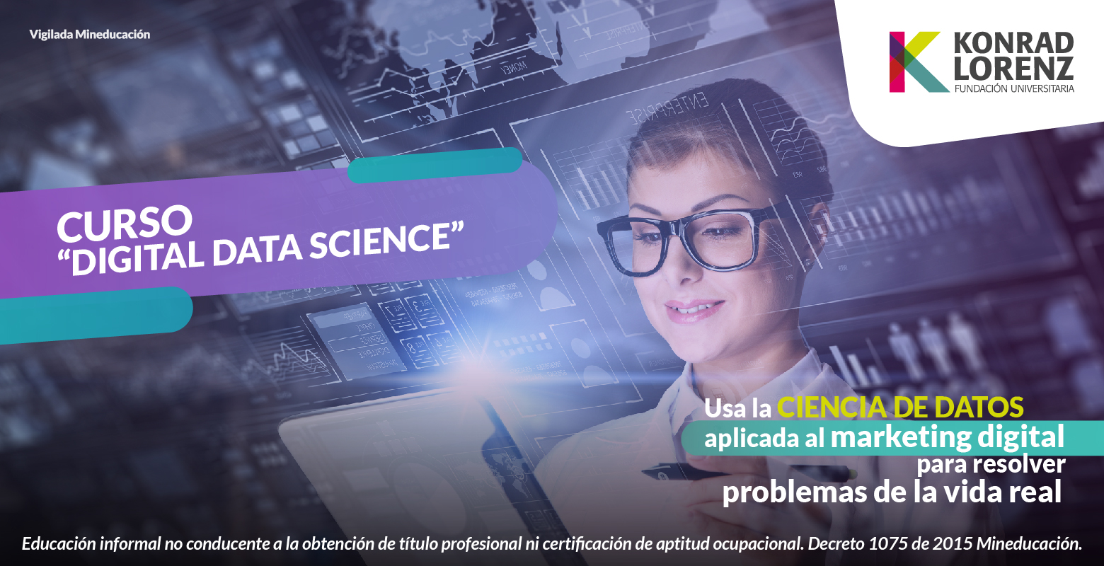 Diplomado en Digital Data Science