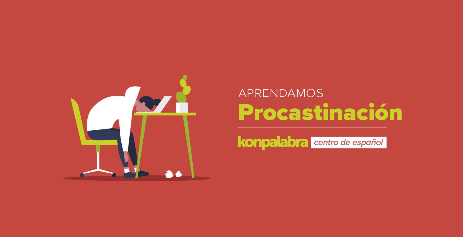 Procastinación