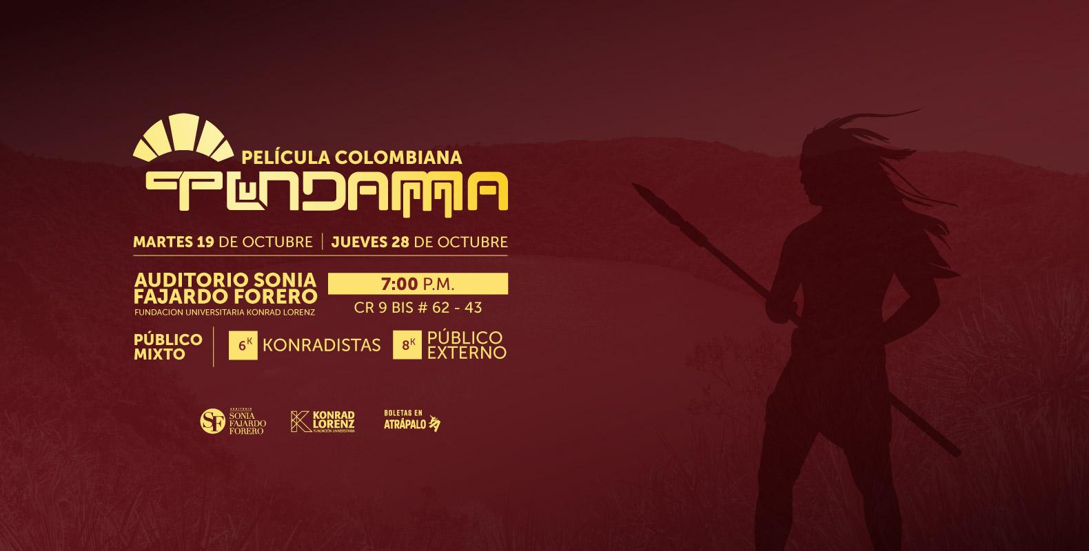 Película Colombiana: Tundama