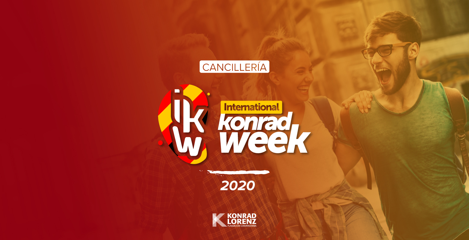 Cancillería: International Konrad Week 2020