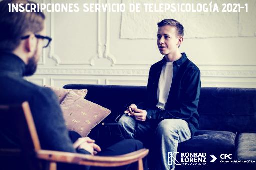 APERTURA DE INSCRIPCIONES SERVICIOS DE TELEPSICOLOGÍA