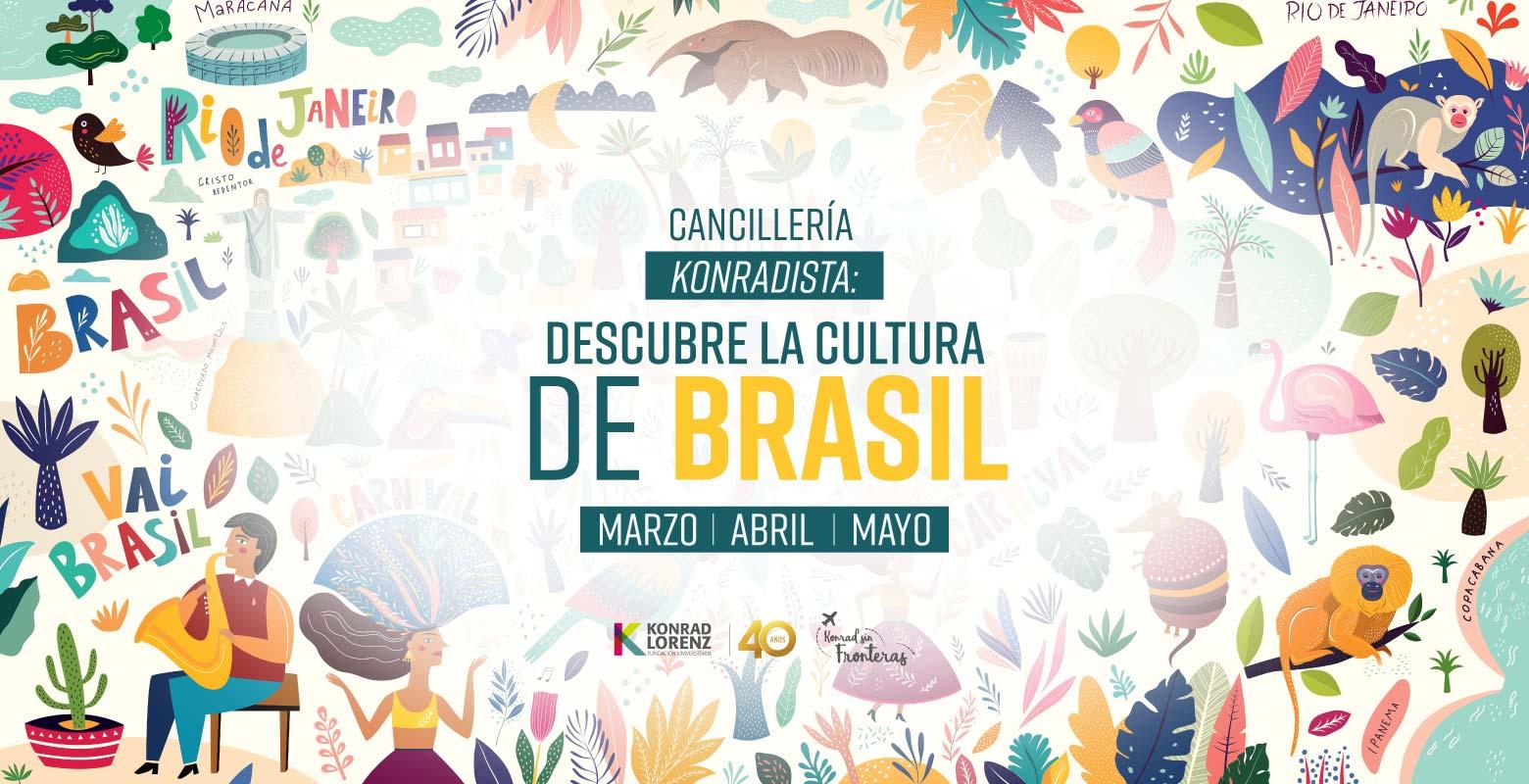 Konradista: Descubre la Cultura de Brasil