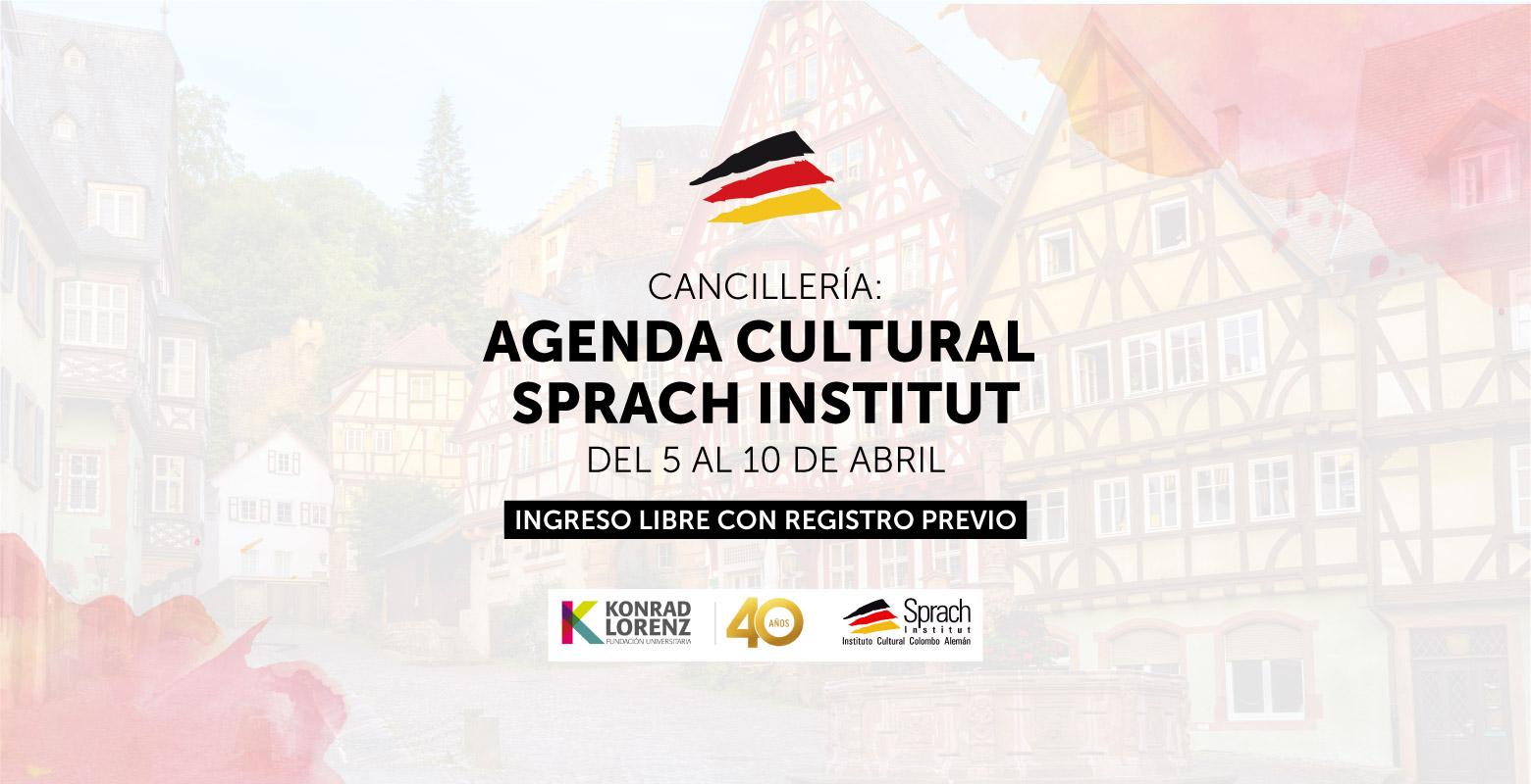 Agenda Cultural Sprach Institut