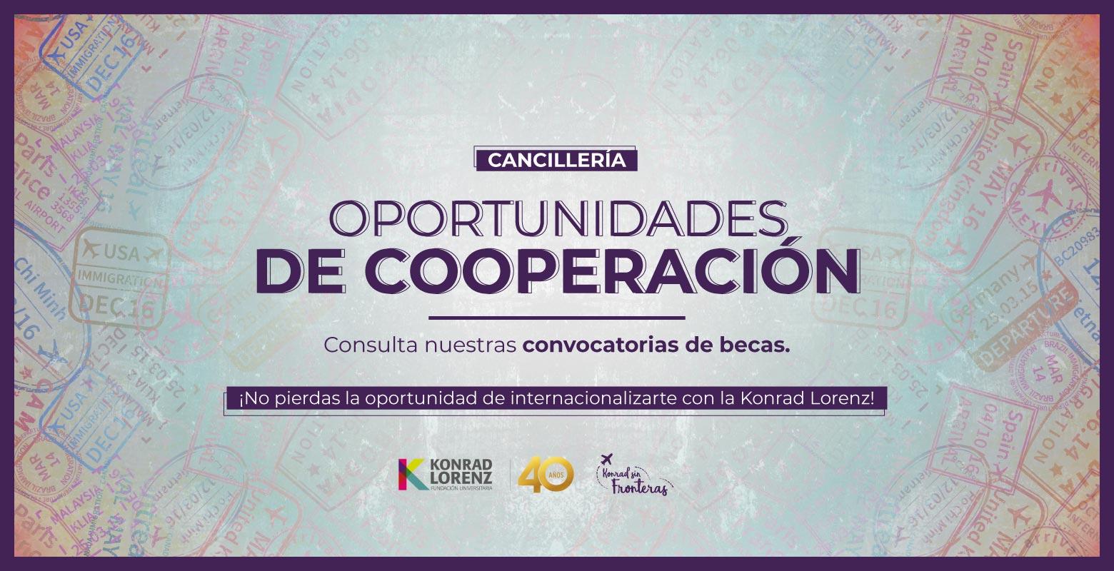 Cancillería: Oportunidades de Cooperación