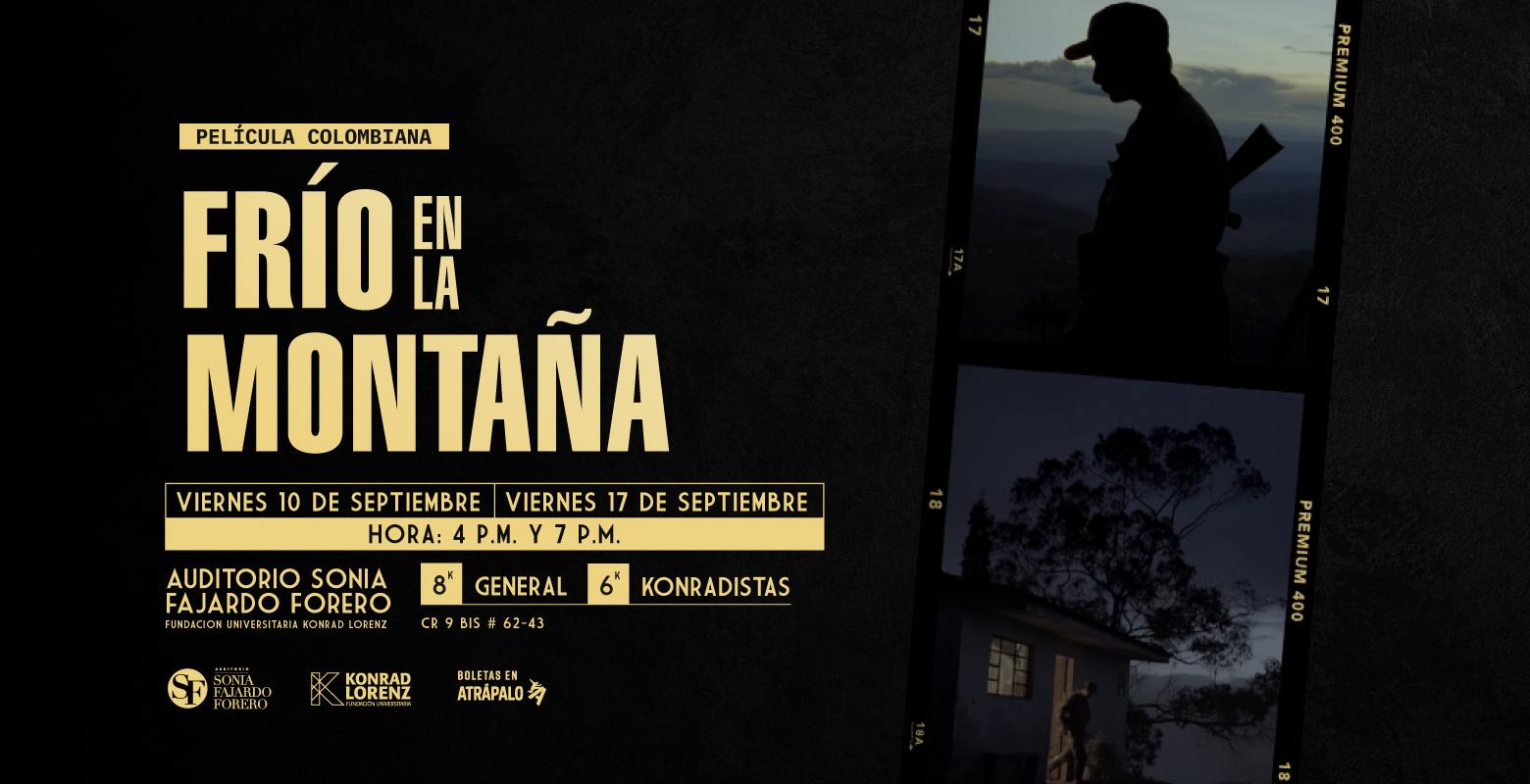 Película Colombiana: Frío en la Montaña
