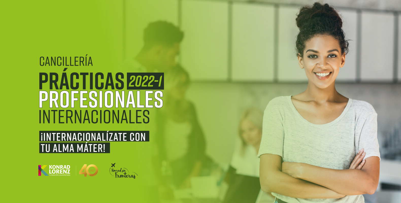 Cancillería: Prácticas Profesionales Internacionales 2022-1