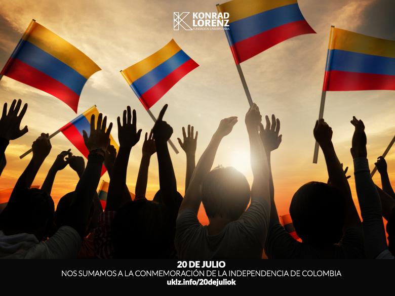 20 de julio, un nuevo aniversario de la Independencia de Colombia